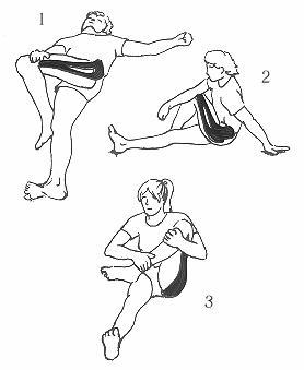 hip flexor strength running